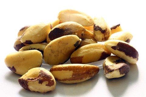 Brazil nuts for men